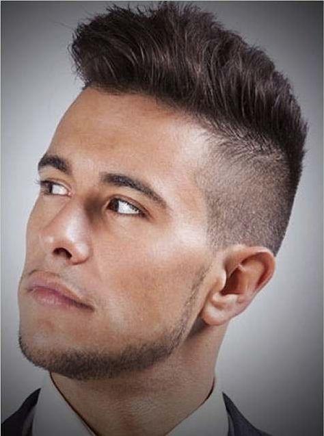 frisuren für kurze haare herren   männer frisur kurz