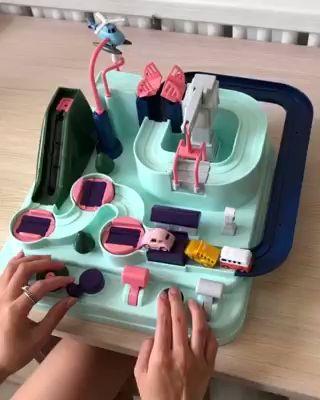 Manipulative Rescue Squad Adventure Toy