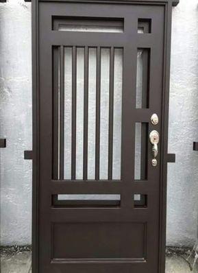 21 Ideas For Entrance Door Metal Irons Door In 2020 Metal Doors Design Steel Door Design Door Gate Design