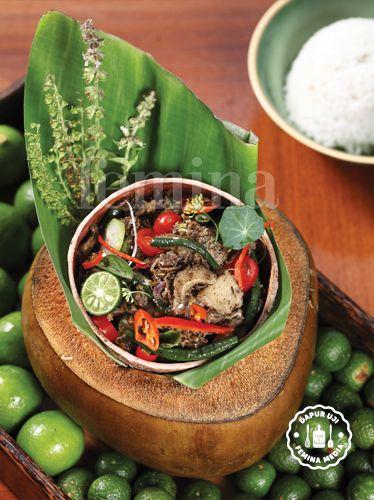 Resep Gecok Sumbawa Resep Masakan Resep Hidangan Pembuka
