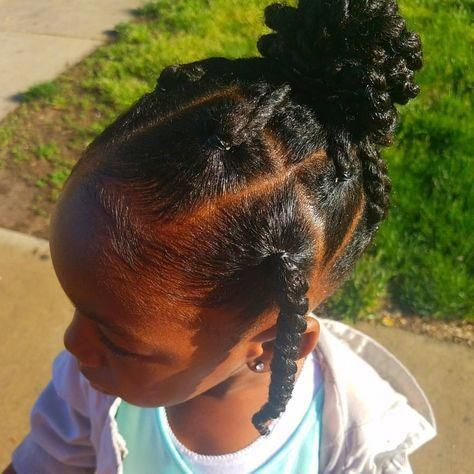 Natural Hairstyles After Washing Hair Naturalhairstyles Natural Hair Styles Girls Natural Hairstyles Kids Hairstyles