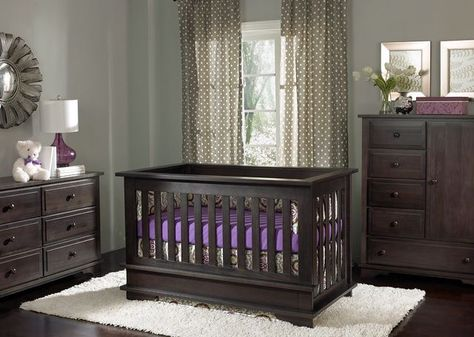 i love crib in the middle of the room with a beautiful rug our baby boy pinterest crib and babies