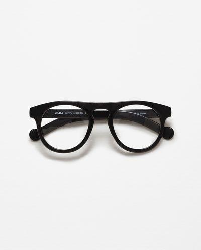 fd7c80ff52 ZARA - MAN - ROUND GLASSES
