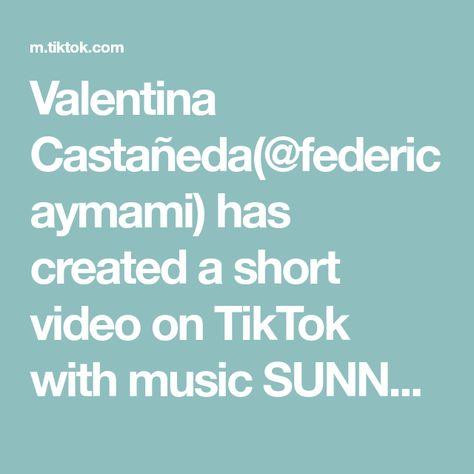 Valentina Castañeda(@federicaymami) has created a short video on TikTok with music SUNNY DAY. Después les cuento❤️ #montessori #montessoriencasa #babyrecipes #momsoftiktok #babiesoftiktok #PonderWithZion #blw #babyledweaning