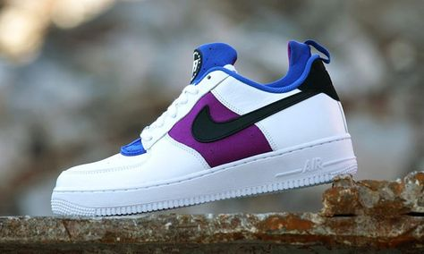 """b6ceb3a32b89 Nike Air Force 1 CMFT Huarache """"OG"""" - very interesting. Not sure how I feel  about this yet"""