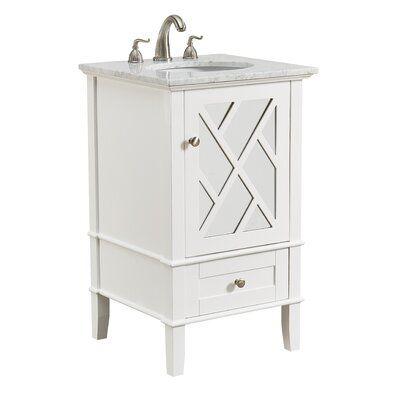 21 Single Bathroom Vanity Set In 2021 Single Bathroom Vanity Elegant Lighting Bathroom Vanity Bathroom vanity and cabinet set