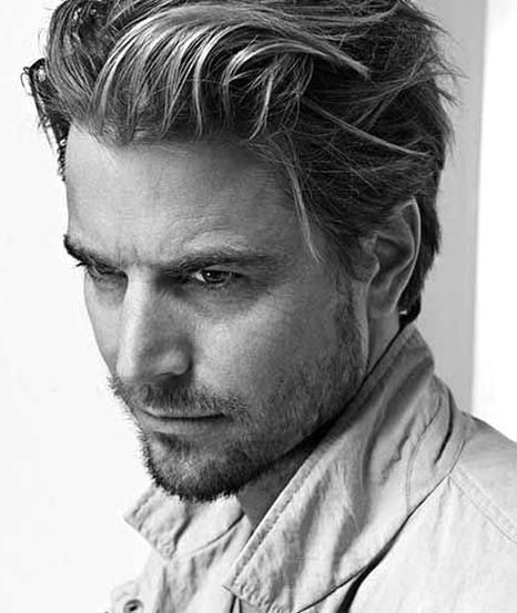 Medium Length Styles For Mens Thick Hair In 2020 Mens Hairstyles Medium Thick Hair Styles Mens Hairstyles