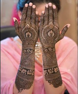 Back Side Hand S Mhendi Design New Mhendi Designs Indian
