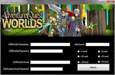 ADVENTURE QUEST WORLDS AQW CHEATS HACK 2018 Download  This is