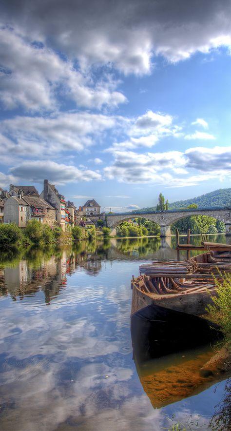 Argentat, Limousin. Partenaire Naturabox à proximité : http://www.naturabox.com/partenaire-hebergement-le-soleil-d'oc-275.html