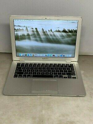 Apple Macbook Air 21 A1304 Late 2008 Core 2 Duo Sl9300 In 2020 Apple Laptop Macbook Air Apple Macbook Air