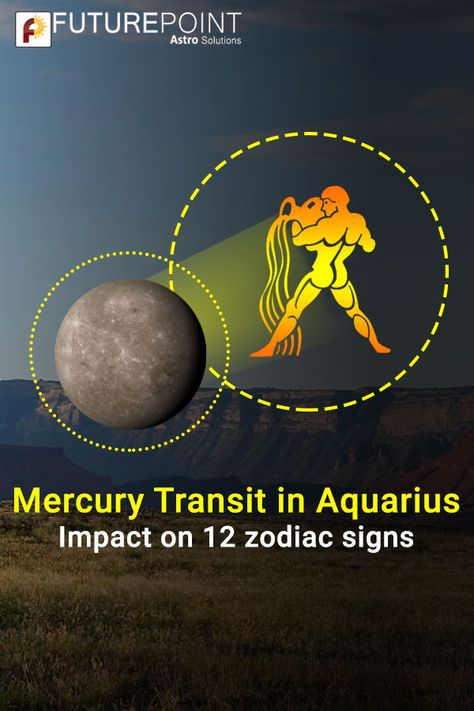 How will the Mercury Transit in Aquarius impact your life?! Will you be able to move past it and attain success? #mercurytransit #aquarius #mercuryinaquarius #transitimpact #futurepoint