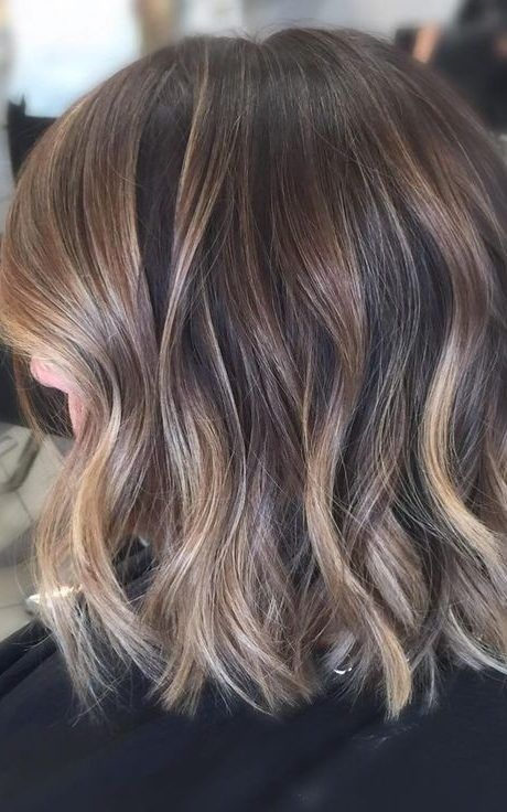 50 Gorgeous Balayage Hair Color Ideas For Blonde Short Straight Hair Short Straight Hair Is Perfect For Balayage Hair Hair Color Balayage Short Hair Balayage