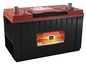 Vmax Xca31 1400 Group 31 Battery Made In Usa Deep Cycle Battery Battery Outdoor Storage Box