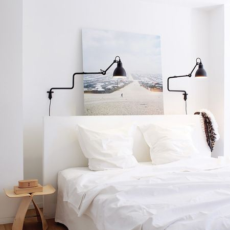 Wandleuchte u0027Lampe Gras 303u0027 Bedroom lighting, Task lamps and - lampe für schlafzimmer