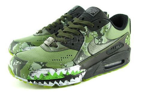 Sale Outlet Store Nike Air Max 90 Qs Niños Heat Map Pack