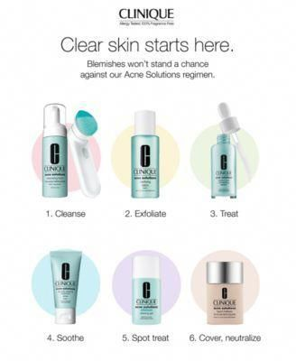 Intuitive Filled Oily Skin Care Routine Our Gift In 2020 Acne Solutions Clinique Acne Solutions Oily Skin Care Routine