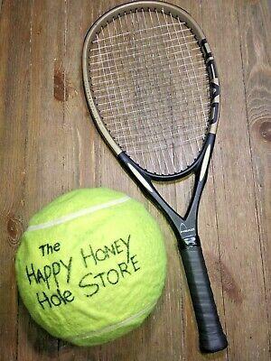 Advertisement Ebay Head I S10 Intellifiber Intelligence Oversize Tennis Racket Racquet 4 3 8 In 2020 Tennis Racket Racquets Rackets