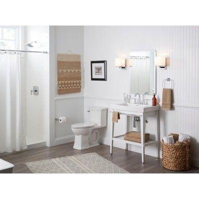 American Standard 0329 008 Townsend 24 Fireclay Drop In Bathroom