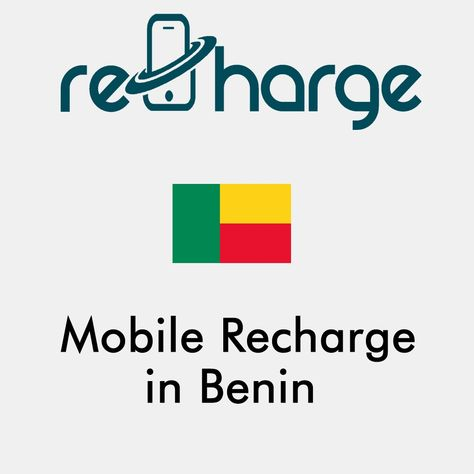 Mobile Recharge in Benin. Use our website with easy steps to recharge your mobile in Benin. #mobilerecharge #rechargemobiles https://recharge-mobiles.com/