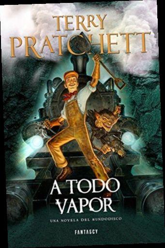 Ebook Pdf Epub Download A Todo Vapor By Terry Pratchett Terry Pratchett Ebook Kobo