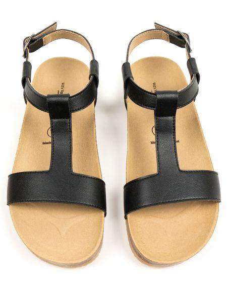 Will S Vegan Shop Sandalen Mit Fussbett Damen In 2020 Italienisches Leder Sandalen Und Vegan
