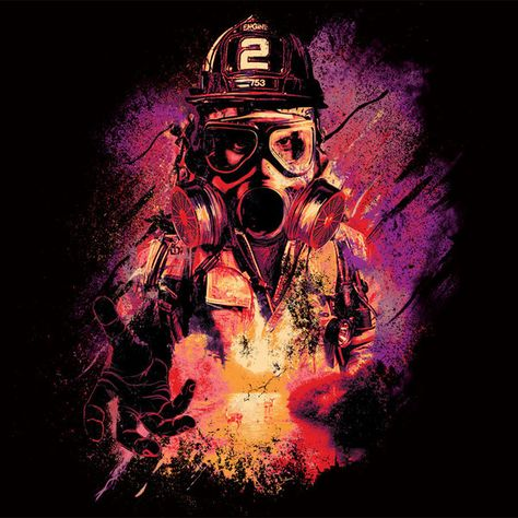 The End is Nigh by Design-By-Humans | Cool Pics | Pinterest | Firemen
