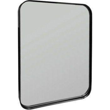 Miroir Uyuni Inspire Noir L50 X H70 Cm Leroy Merlin