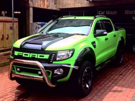 Ford Ranger Raptor Concept