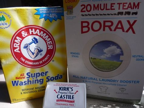 Homemade Laundry Detergent Homemade Laundry Detergent Laundry