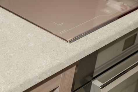 Technistone #marblelove Marble kitchen u2013 little bit of luxury - k amp uuml che farbe wand
