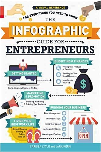 The Infographic Guide for Entrepreneurs: A Visual Reference for Everything You Need to Know - Default