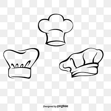 White Chef Hat Illustration Chef Hat Clipart White Chef Hat Fashion Chef Hat Png Transparent Clipart Image And Psd File For Free Download In 2021 Hat Vector Chefs Hat Santa Hat Vector