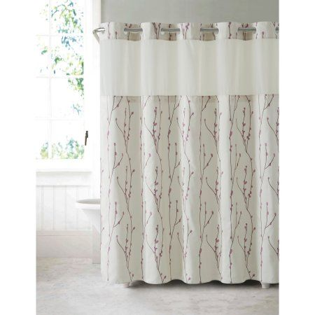 Home Curtains Shower Curtains Walmart Shower Curtain