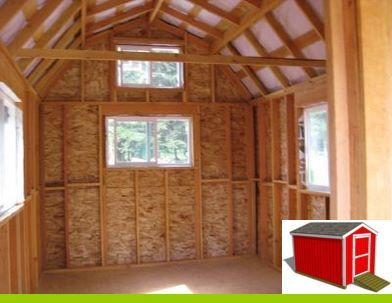 3 Ways To Use Shed Plans To Successfully Build A 12x20 Shed