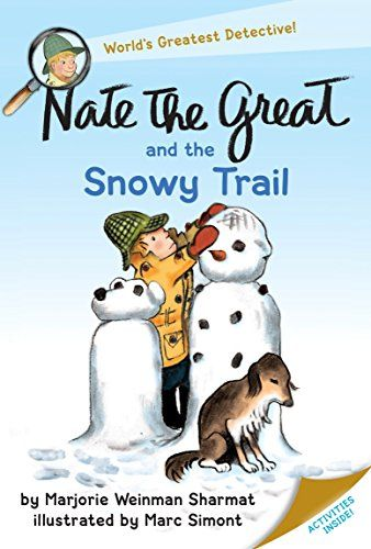 Download Pdf Nate The Great And The Snowy Trail Free Epub Mobi Ebooks Nate The Great Greatful Book Jokes