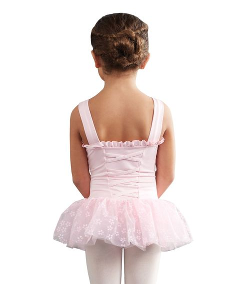 Hawiton Kids Girl Cotton Dance Dresses Ballet Leotard Gymnastics Camisole Gym Apparel Dancewear Glitter Tutu Skirted