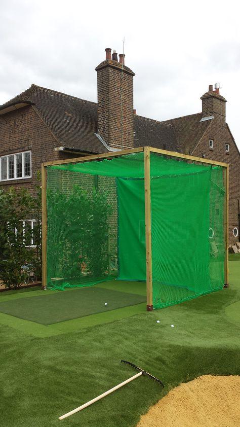 Golf Enclosures, Nets, and Golf Screens