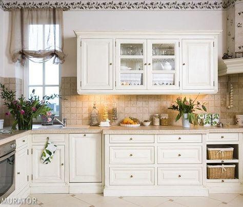 Przytulna Aranzacja Kuchni W Stylu Prowansalskim Zdjecia Provence Kitchen Kitchen Interior Kitchen Decor