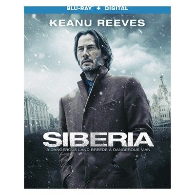 Siberia Blu Ray Digital In 2021 Keanu Reeves Indie Movie Posters Movie Posters