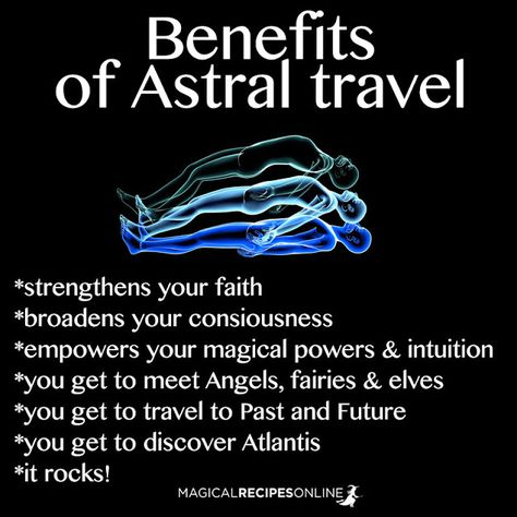 Psychic abilities and powers:  Astral projection,  how to travel in Spirit form…