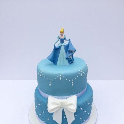 Marvelous Cinderella Cake Topper Download Share Cinderella Birthday Birthday Cards Printable Inklcafe Filternl