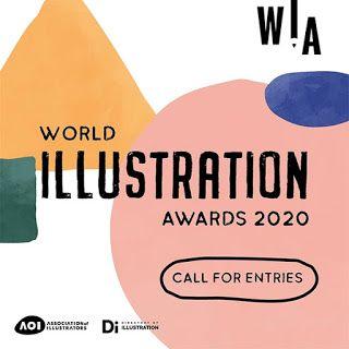 The World Illustration Awards 2020 Concurso Internacional De