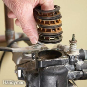 Replace A Water Softener Resin Bed Home Repair Appliance Repair Hard Water