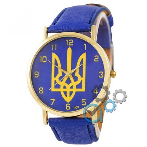 8bcb729f Модные мужские часы Часы Украина Gold-Blue. Купить наручные часы в Киеве и  Украине недорого в интернет-магазине Апельсин.