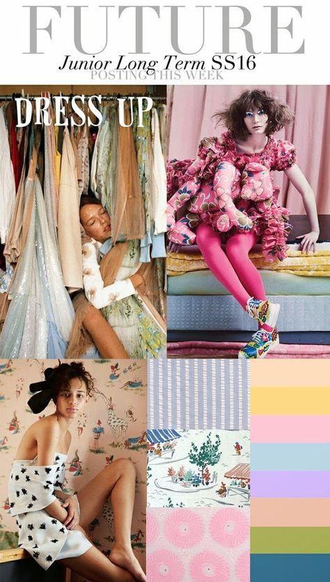 Trends // Trend Council - Ladies/Juniors . Spring/Summer 2016