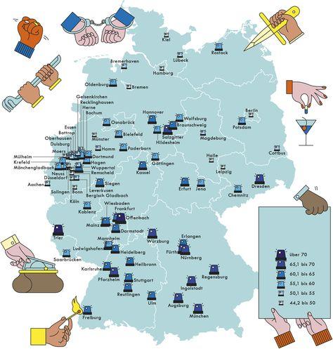 05 Deutschlandkarte Aufklarung Von Straftaten Map Screenshot Map