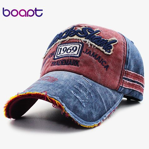 a92d8c32ac5  boapt  retro letter embroidery casual hats hip hop women hat summer cotton  vintage male caps snapback unisex men baseball cap  RetroMens