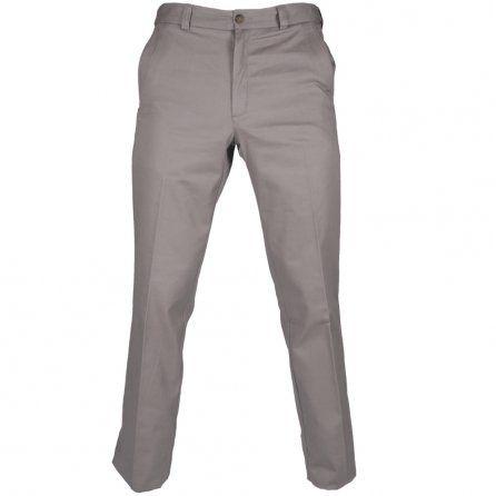 Oakman Flexi Waist 38 Leg Carbon Peach Trouser Mocha Trousers Flexi Pantsuit