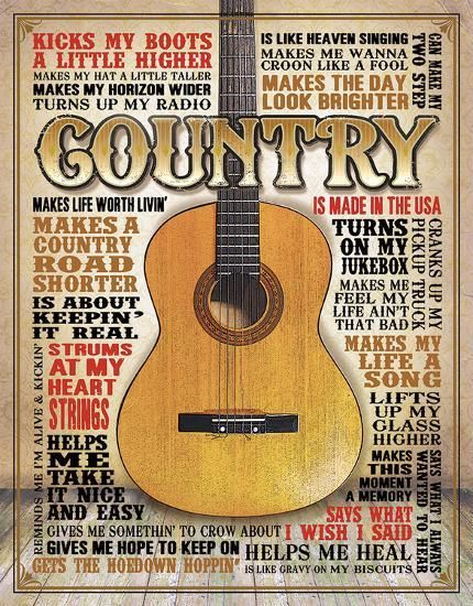 Country – Made in America